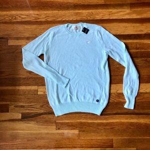 Light blue/green Hollister sweater | NWT